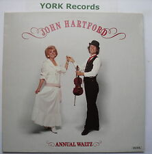 JOHN HARTFORD - Annual Waltz - Excellent Condition LP Record MCA MCF 3366