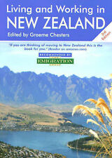 Living and Working in New Zealand, Graeme Chesters, New Book