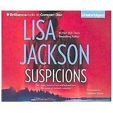 Suspicions, Jackson, Lisa, New Book