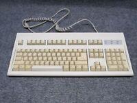 Vintage KeyTronic E03601 Clicky Mechanical PS/2 Keyboard (E03601QUS201-C)