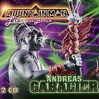 Mountain Man-Live aus Berlin von Gabalier,Andreas | CD | Zustand gut