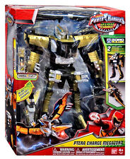 POWER RANGERS DINO PTERA CHARGE DELUXE DX MEGAZORD ACTION FIGURE ZORD BUILDER