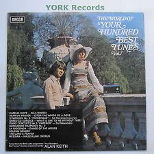 WORLD OF YOUR HUNDRED BEST TUNES VOLUME 7 - Ex Con LP Record Decca SPA 355