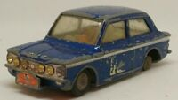 Vintage Corgi Toys 340 Monte Carlo Sunbeam Imp Rally Car 1968 - 1970