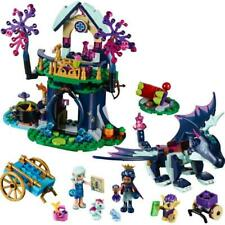 Lego Elves Rosalyn's Healing Hideout With Blue Dragon 41187 Released 2017 Nib