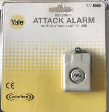 Yale 100dB Loud Personal Panic Rape Attack Alarm . Bnip