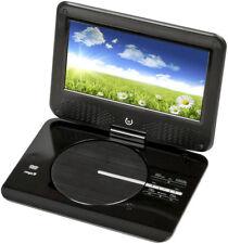 Dual DVD-P 9 Tragbarer TV mit DVD-Player 23 cm 9 Zoll LCD 180° drehbar Stereo