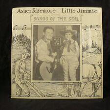 OCHS-163 Asher Sizemore Little Jimmy SONGS OF THE SOUL LP (J-E+/LP-E+)