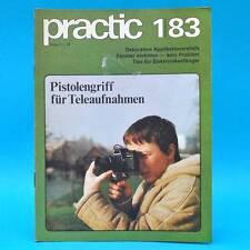 DDR practic 1/1983 Pistolengriff Würfelschlange Faschingsmasken Krokus 35 SL L