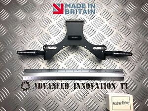 ** Kawasaki ZX10-R- Tail Tidy 2016 - 2021, Full Package,LED Indicators. Relay.