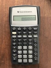 Texas Instruments BA II Plus Business Analyst Financial Calculator