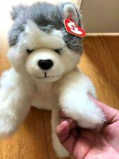 "TY Classic DAKOTA the Dog Plush Soft Toy Collectible Retired 1997 11"" long VGC"