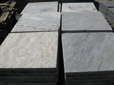 Terrassenplatten Marmor Ocean grey  grau grün Verband  Natursteinplatten 1qm