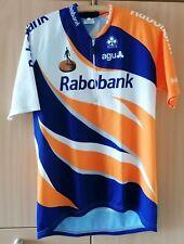 Rabobank camiseta talla 4 (L) Cycling Jersey Dutch Team
