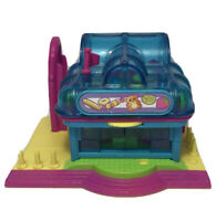 Polly Pocket Pollyville Supermarket Grocery Store Playset 2006 Mattel NO Figures