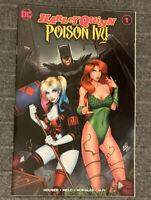 Harley Quinn & Poison Ivy # 1 Ryan Kincaid Limited Variant Cover DC Comics