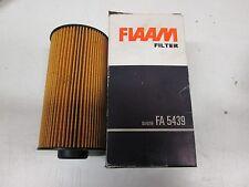 Filtro olio Bmw E36, E38, E39, E34 benzina 6-8 cilindri  FIAAM FA543.  [5760.16]