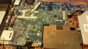 Homeland-north-west Auction for     HP Compaq Presario CQ62 Motherboard