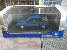 1/43 solido renault 11 turbo 1985  neuf boite d'origine