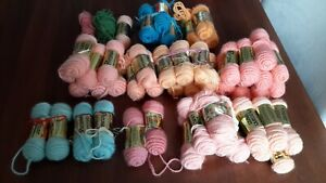 53 Tapestry Wool Balls incl duplicates Paterna ideal  backgrounds******* REDUCED