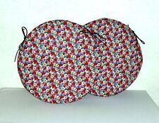 Floral & Garden Round Decorative Cushions
