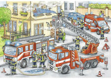 Ravensburger Heroes in Action 2 x 24 Piece Jigsaw Puzzles