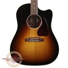 Used Gibson J-45 J45 Standard Cutaway Acoustic Electric Guitar Vintage Sunburst