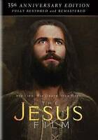 The Jesus Film Movie DVD 2014, 35th Anniversary Edition NEW SEALED