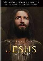 Jesus (DVD, 2014, 35th Anniversary Edition) *NEW & SEALED*