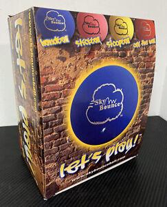 24-PACK Sky Bounce Assorted Rubber Balls Stickball Handball Racquetball NEW/FAST