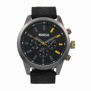 Sparco Niki Black/Yellow Watch