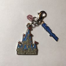 Disney Parks Charmed In The Park- Wdw Cinderella Castle Silver Tone Charm