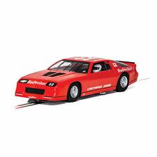 Scalextric Slot Car C4073 Chevrolet Camaro IROC-Z - Red