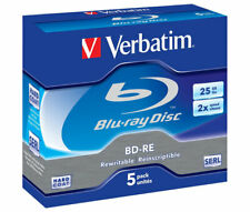 BD-RE 25GB Verbatim 2x 5er Jewel Case