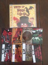 Wednesday 13 - Weirdo A Go-Go New DVD with 4 autographed cards!!
