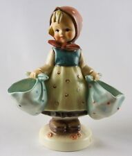 Vtg-Mi Hummell-Goebel~'Moth er'S Darling' Figurine~Tm5-Mold#129-Nob -Sgd-W.Germany