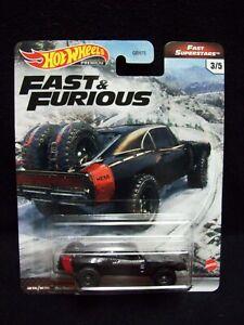 Hot Wheels Fast & Furious Fsat Superstars 1970 Dodge Charger.