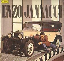 ENZO JANNACCI POP ROCK LP 1971 POCHETTE AUTO !