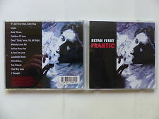 CD Album BRYAN FERRY Frantic 7243 8119842 1