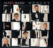 ALTI & BASSI medley CD digipak 2005 Bee Gees Beatles Platters Battisti Disney