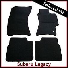 Subaru Legacy 2003-2009 Tailored Fitted Carpet Car Floor Mats BLACK