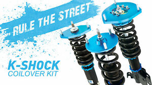 BMW 3 SERIES F30 KSHOCK STREET PERFORMANCE COILOVER