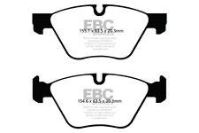 EBC Yellowstuff Front Brake Pads BMW 3 Series (E92) 325 (3.0) (N53) (2007 > 10)
