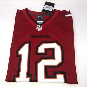 Nike Tampa Bay Buccaneers #12 Chris Godwin Red Jersey Youth Size XL