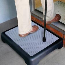 Antislittamento metà passo anziani disabili PORTA WALKING SGABELLO Outdoor Aiuto Mobilità