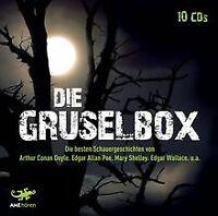 Die Gruselbox von Bodo Primus   Buch   Zustand gut