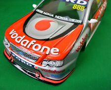 1:10 RC PAINTED Lexan body shell Vodafone FALCON 200mm suit Electric Nitro