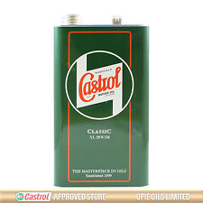 Castrol Classic XL 20W-50 classic engine oil - 1 Gallon / 4.54L