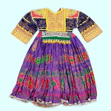 BellyDance Tribal DRESS Kuchi Afghan (sz 8) 782a2