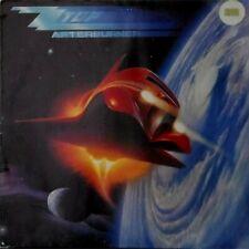 ZZ TOP 'AFTERBURNER' GERMAN PRESSED LP